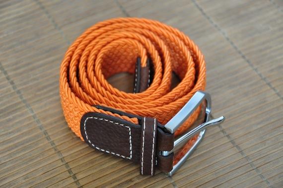 billybelt la ceinture tress e de couleurs le blog de monsieur blog mode homme. Black Bedroom Furniture Sets. Home Design Ideas