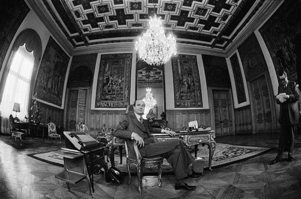 Jacques Chirac Private and Public, 1974-1984, by Henri Bureau