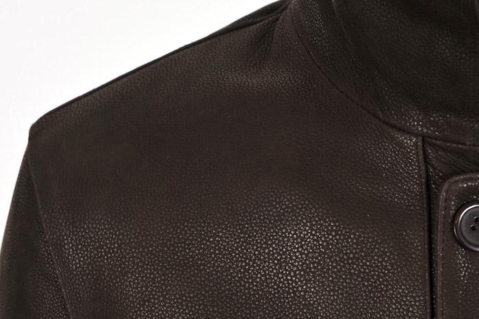 grain cuir veste homme 3