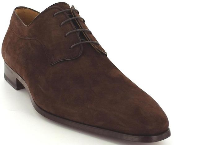 Chaussures en nubuck