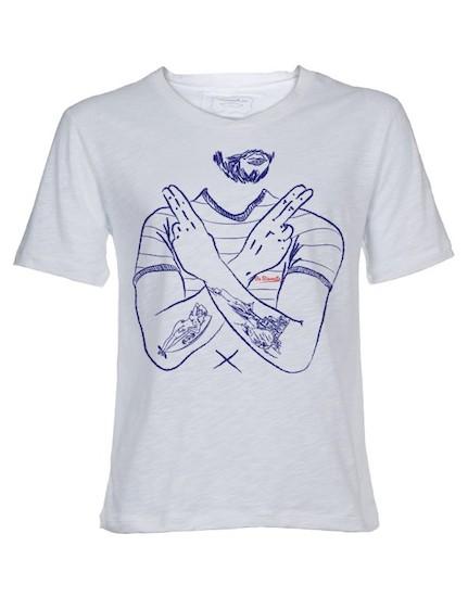 t-shirt-col-rond-marin-tatoo-narcissik