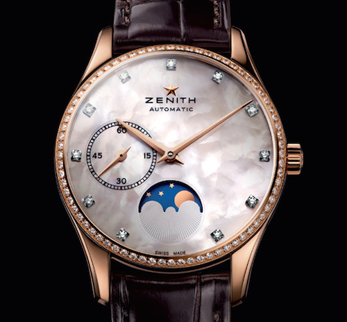 Ultrathin Lady Moonphase - Zenith