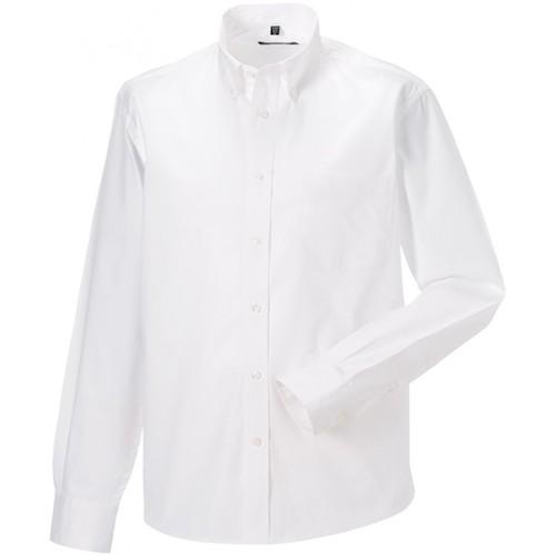 chemise-manches-longues-coupe-classique-en-coton-serge-pour-homme
