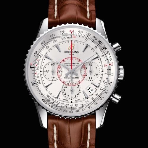 Montbrillant 01 avec chronographe - Breitling.