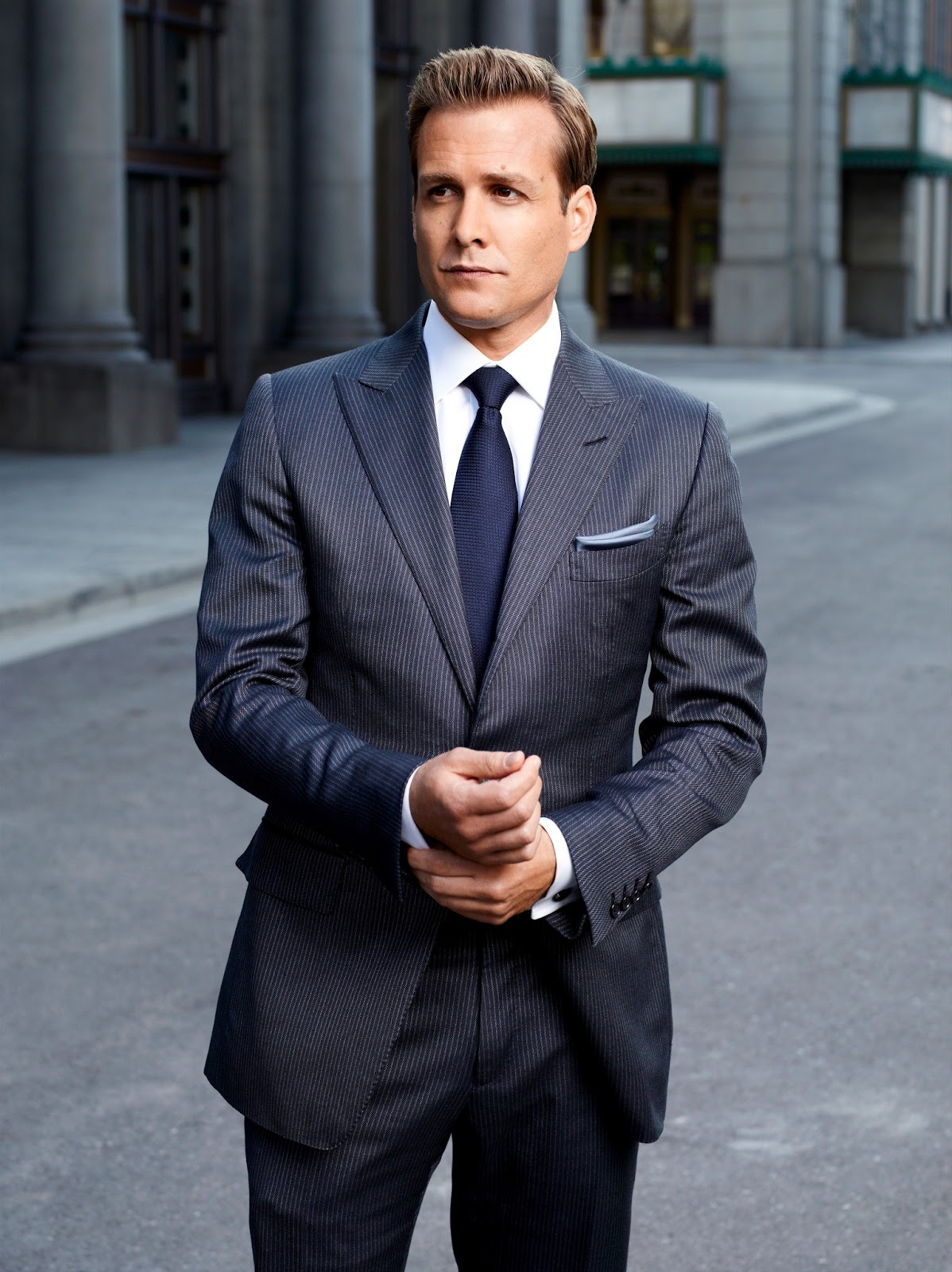 Costume Tom Ford grey suit