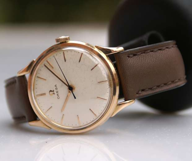 Montre Femme Luxe Omega