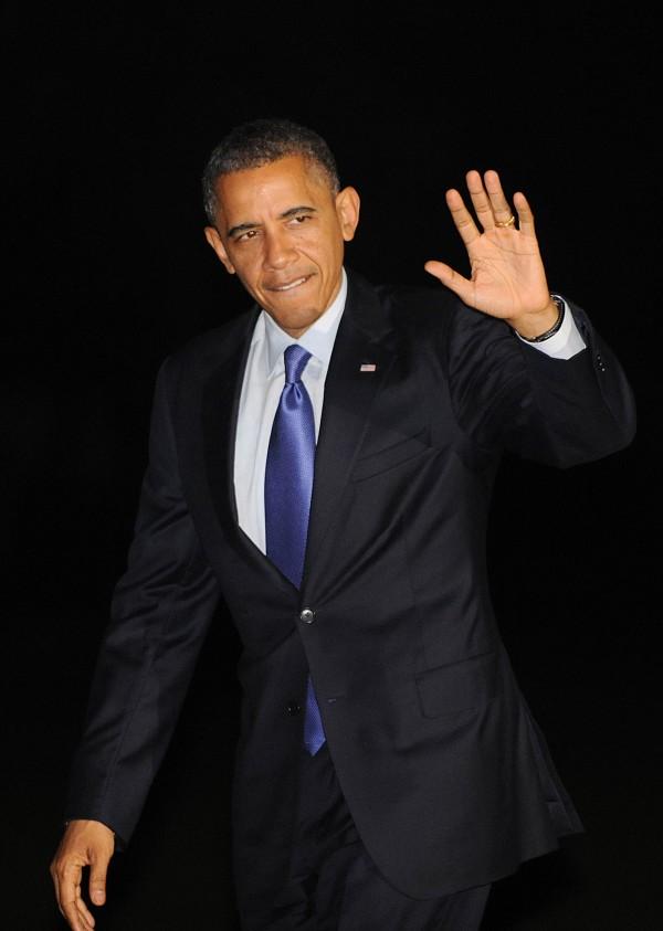 Obama Returns To The White House