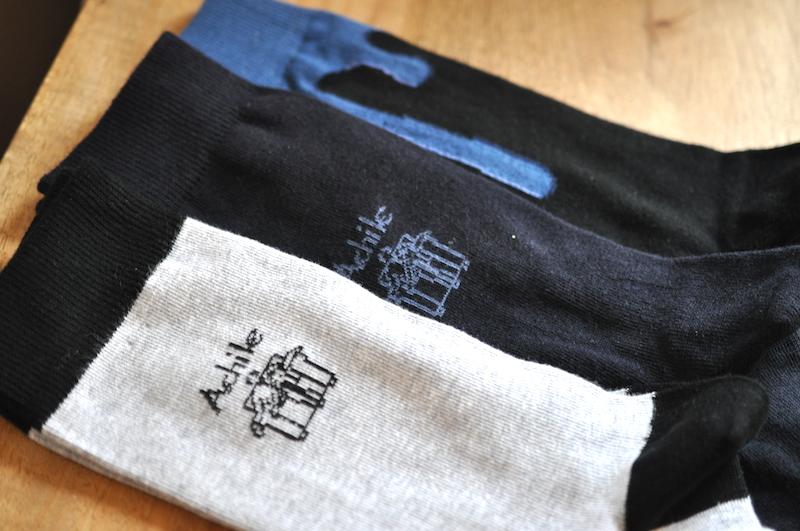 chaussettes achile