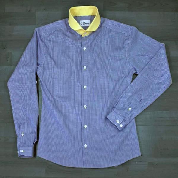 chemise-vichy-marine-et-blanc-col-arrondi-harcelement