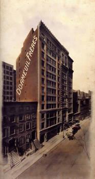 Bureau sur la 5ème Avenue