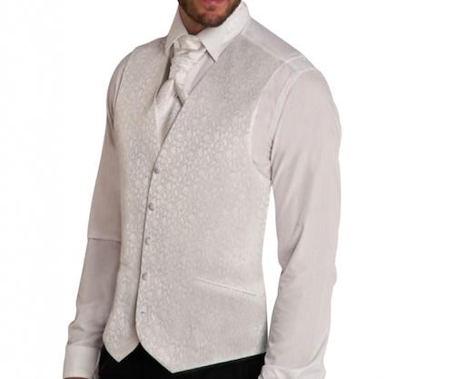 veston-ceremonie-blanc-homme-tissu-imprime-poches-passepoilees-19626