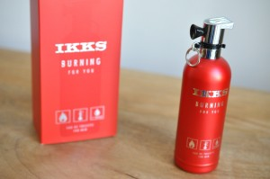 IKKS Parfum Burning for you