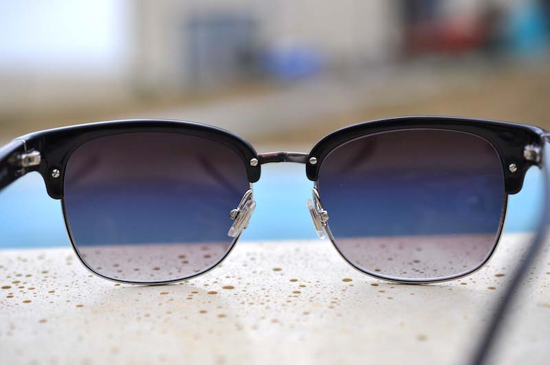 lunettes fossil homme