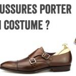 quelles chaussures porter avec un costume 2