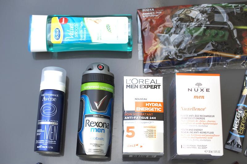 monoprix beau gosse box