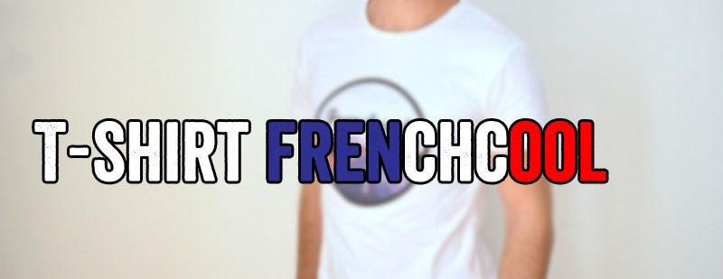 T-shirt de la marque Frenchcool