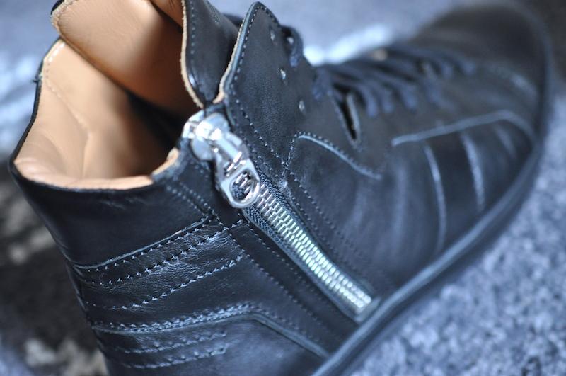 Sneakers montantes Florian Denicourt 9