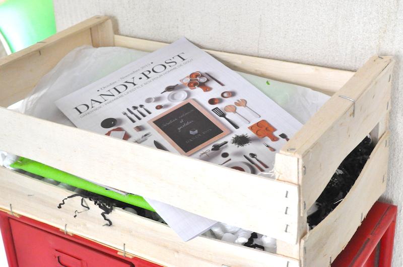 Dandybox A Vif