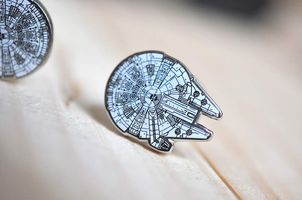 blog mode homme leblogdemonsieur boutons de manchette the nines star wars