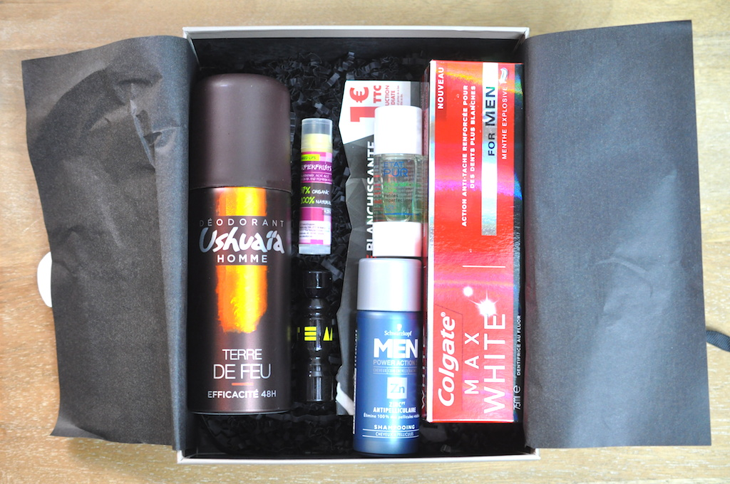 blog mode homme leblogdemonsieur glossyboxhomme hiver happy winter decembre 2015