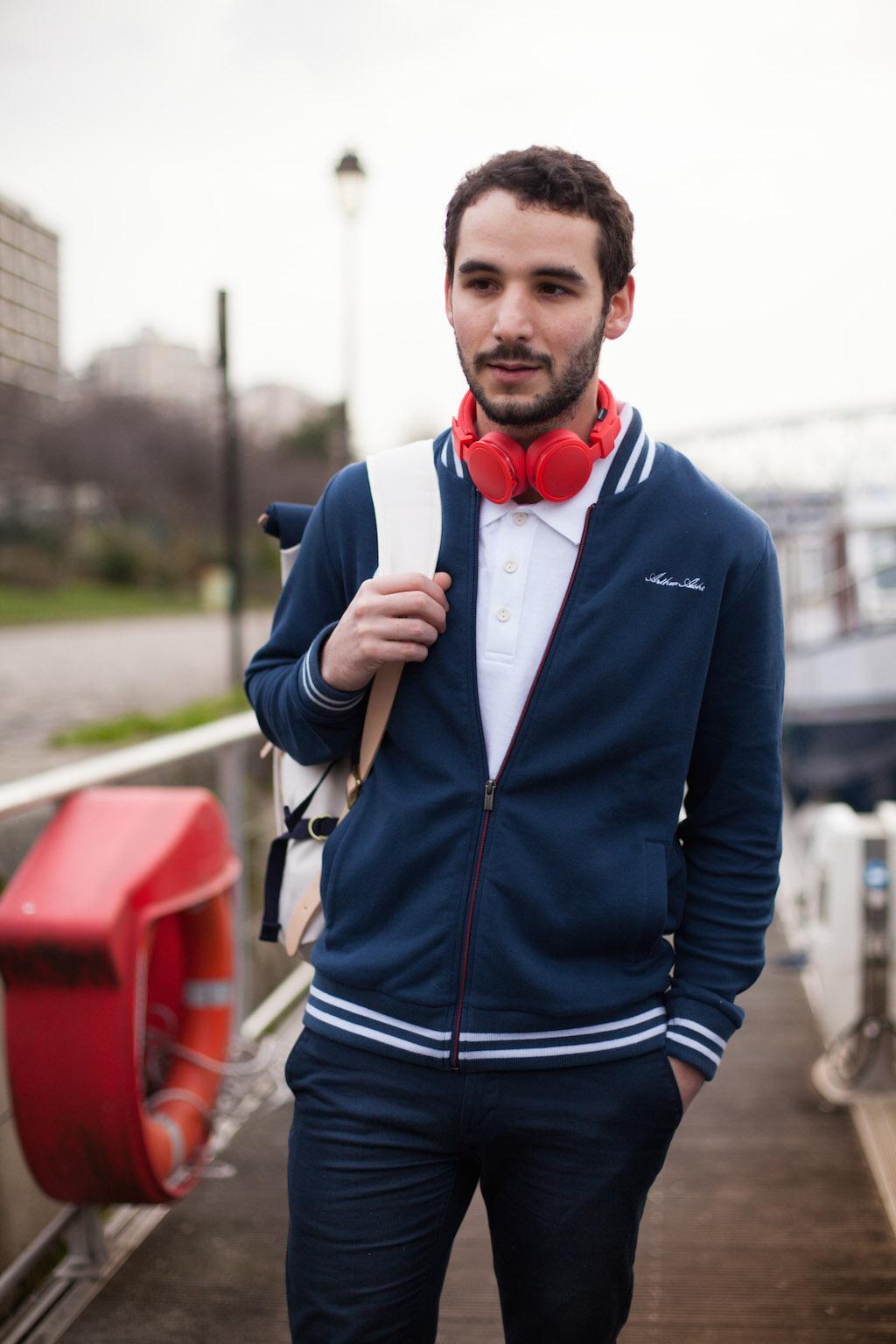 blog mode homme leblogdemonsieur lacoste celio lecoqsportif urbanears