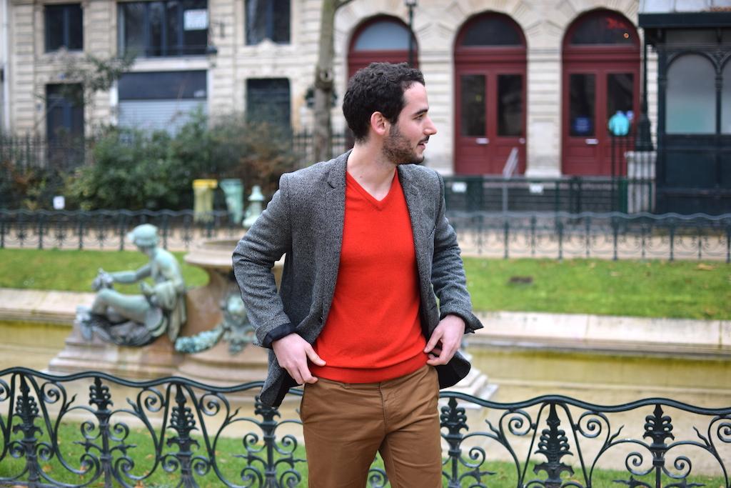 blog mode homme leblogdemonsieur paris Brice ParisYorker CarnetDeVol Carhartt Bobbies