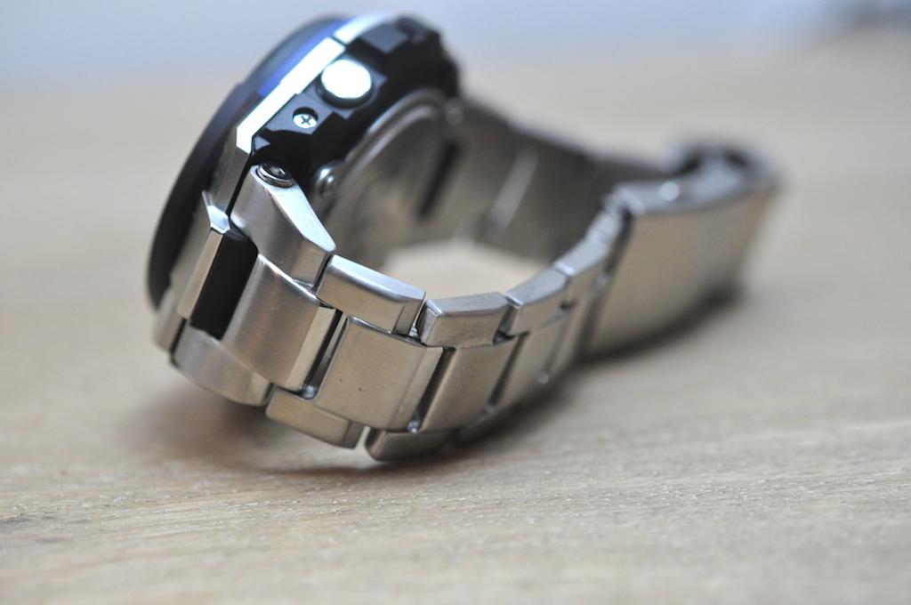 blog mode homme leblogdemonsieur paris montre Casio gshock g steel 5