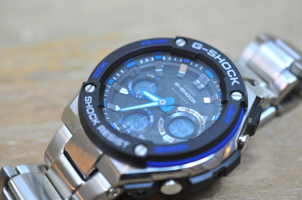 blog mode homme leblogdemonsieur paris montre Casio gshock g steel 5
