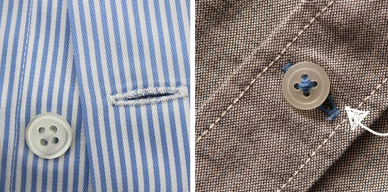 blog mode homme leblogdemonsieur paris chemise bouton couture horizontal