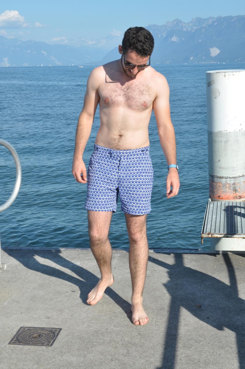 blog mode homme leblogdemonsieur Frescobol Carioca Angarde Robinson les bains MisterMarcel Smith LaTrotteuse