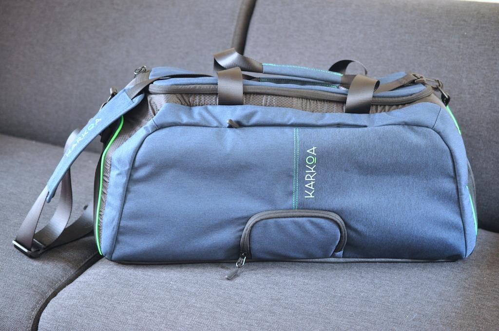 blog mode homme leblogdemonsieur Karkoa tepee sac de sport