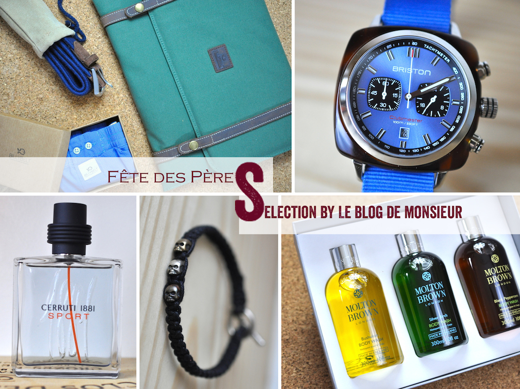 blog mode homme leblogdemonsieur paris selection fete peres 2016