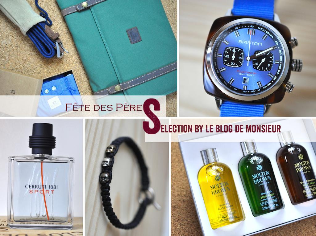 blog mode homme leblogdemonsieur paris selection fete peres 2016