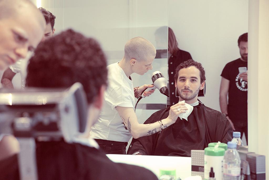 blog mode homme leblogdemonsieur paris viktor&rolf spicebomb barbershop cwhite