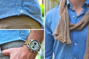 blog mode homme leblogdemonsieur Hackett carhartt Fossil AntonioBen Chimol Afflelou Shoepassion