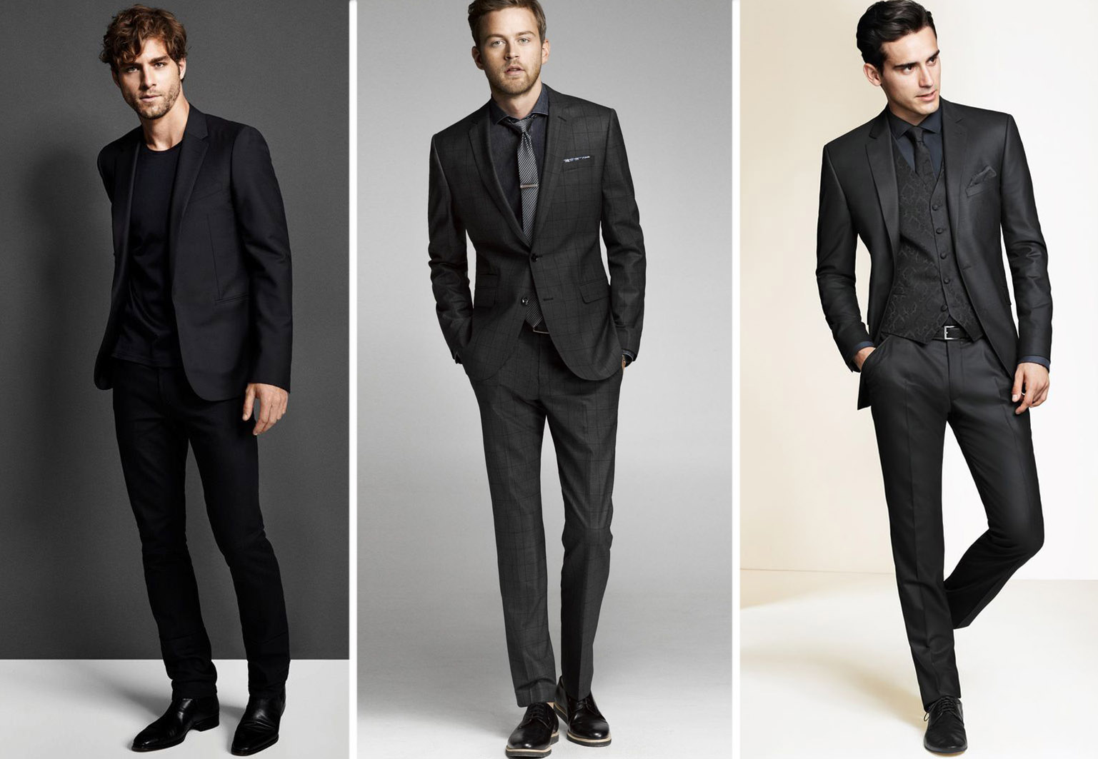 blog mode homme leblogdemonsieur look homme noir