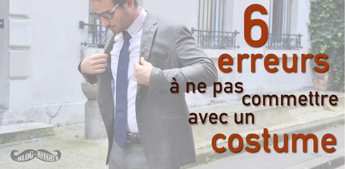 Six erreurs à ne pas commettre avec un costume – Le Blog de Monsieur ... 0f163bbdd99