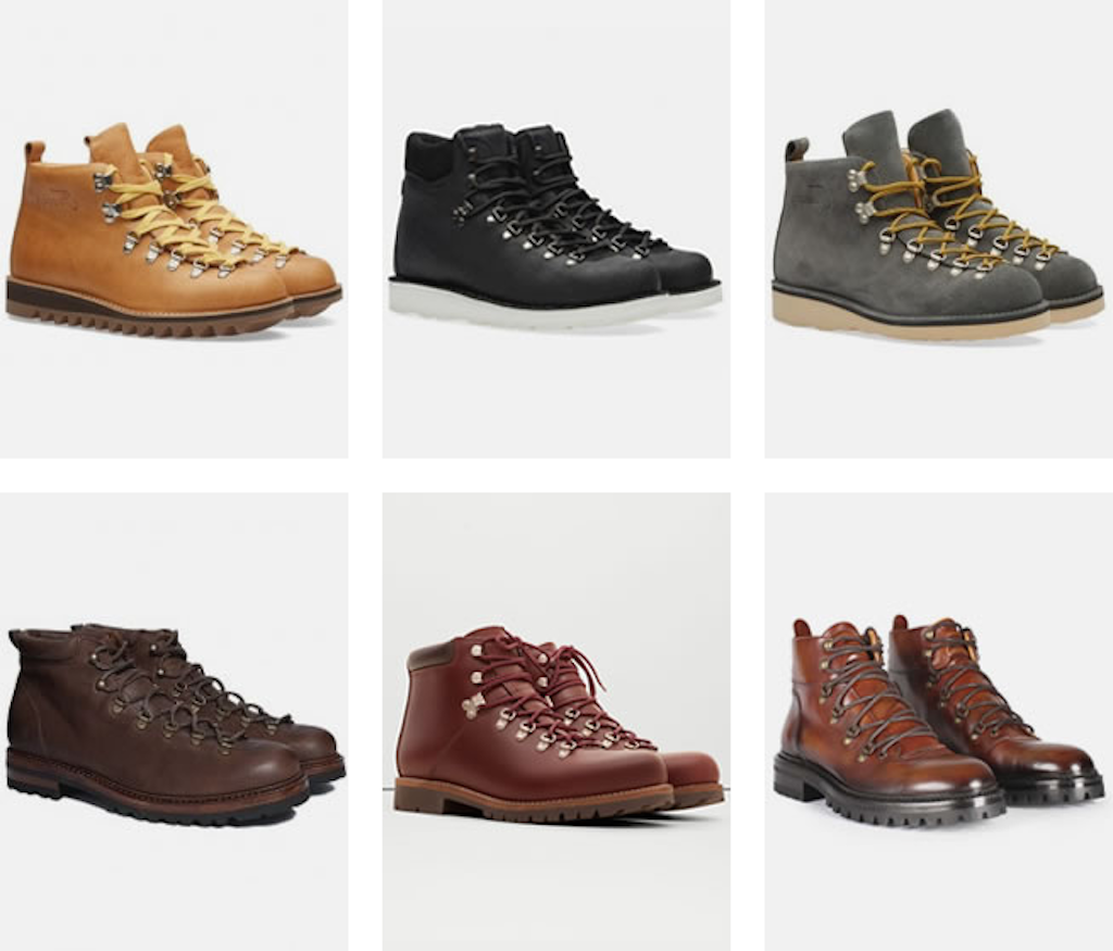 5 chaussures homme hiver