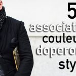 associations couleurs vetements homme