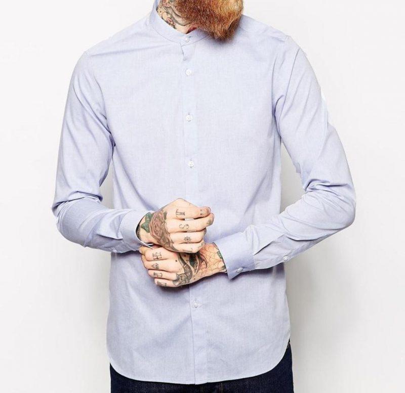 chemise-col-moa-homme-bleu