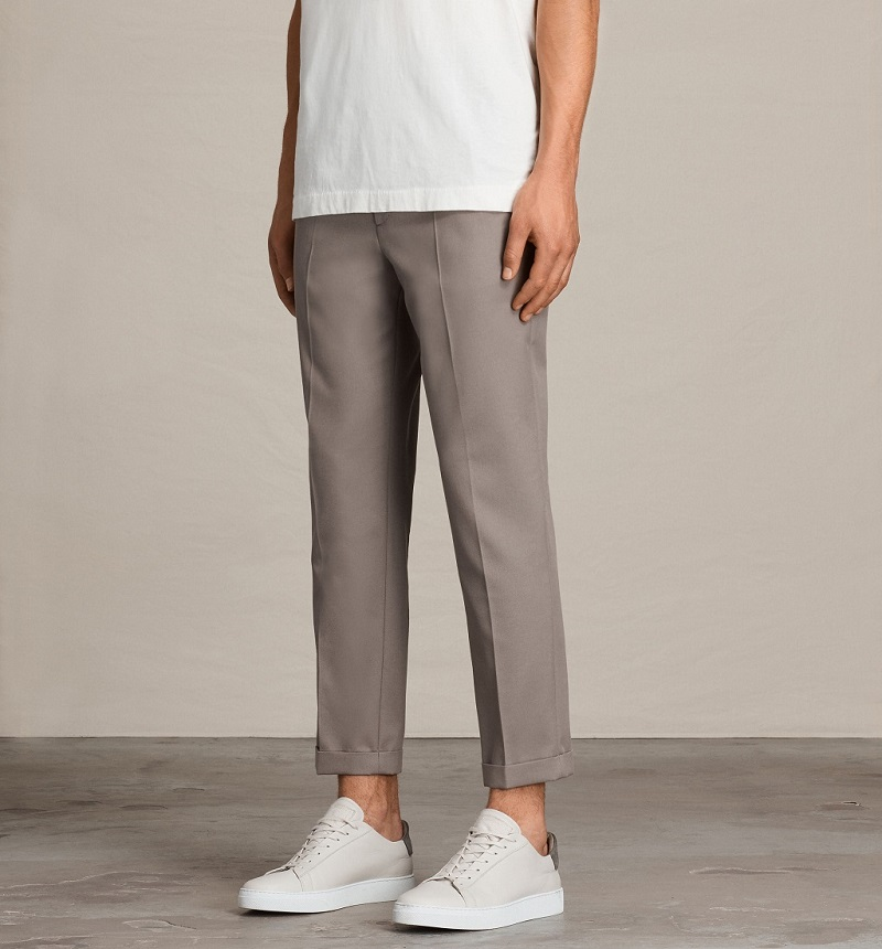 guide homme pantalon large