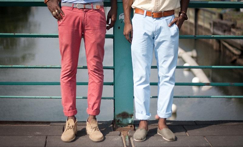 Pantalon Le Retroussé Blog Sans GuidePorter Un Chaussettes De – 3AR5jqL4
