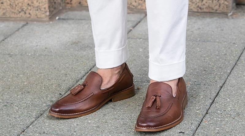 Un Le Sans GuidePorter Pantalon De – Chaussettes Retroussé Blog w80vynmNO