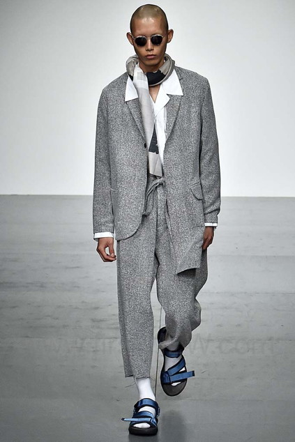 Menswear Spring Summer 2018 London June 2017