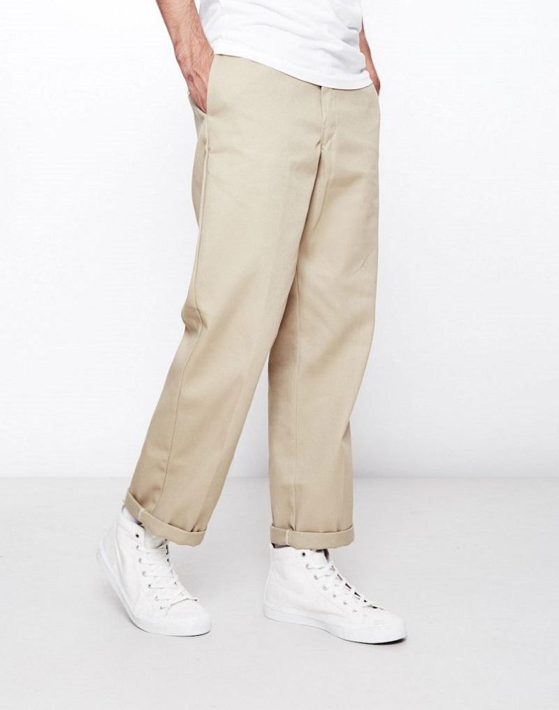 pantalon homme oversize