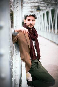 look blog mode homme kost fredperry william L 1985