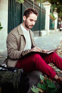 blog mode homme loding monsieur charli mario dessuti fred perry