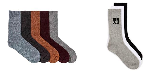 chaussettes hiver homme
