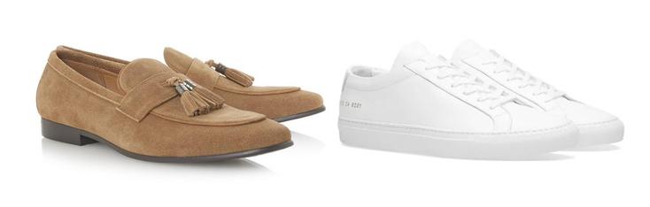 Blog mode homme couleur chaussure associer avec costume