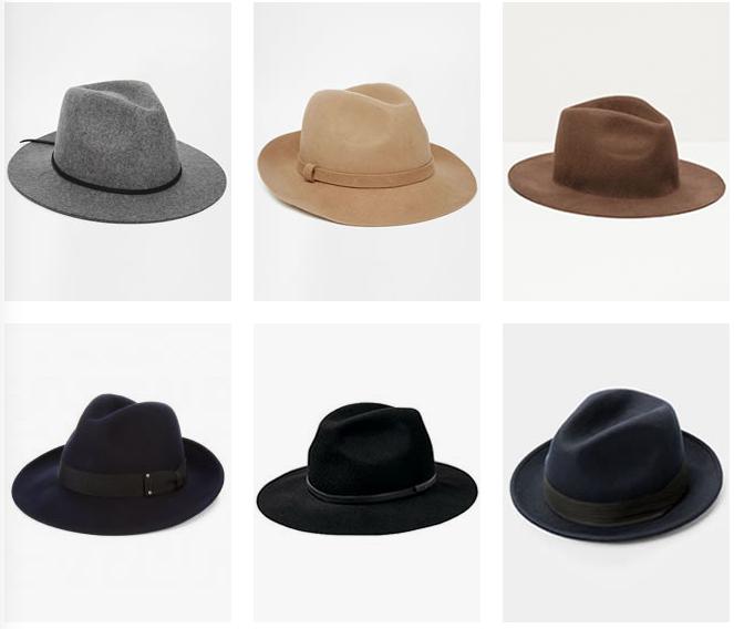 homme comment porter chapeau